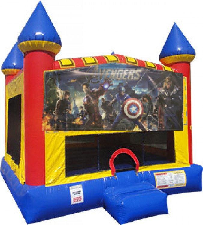 Avengers Castle Bounce Large