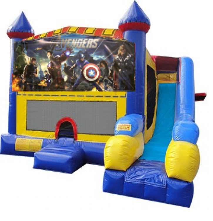 Avengers Castle Combo 7
