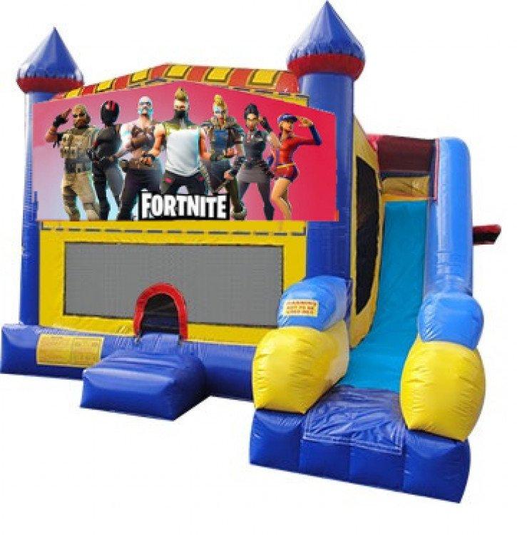 Fortnite Castle Combo 7