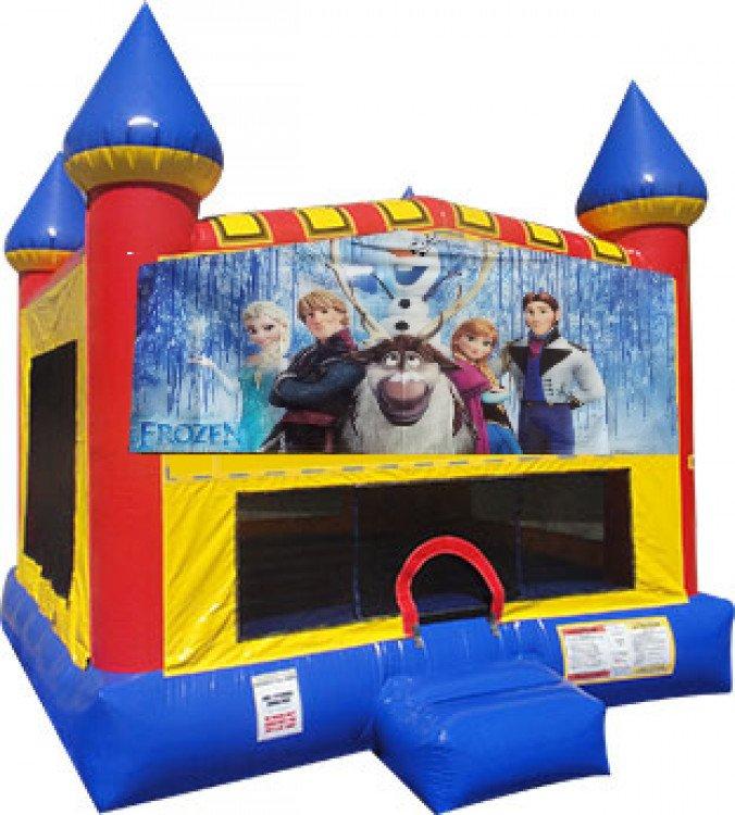 Frozen Castle Bounce Large