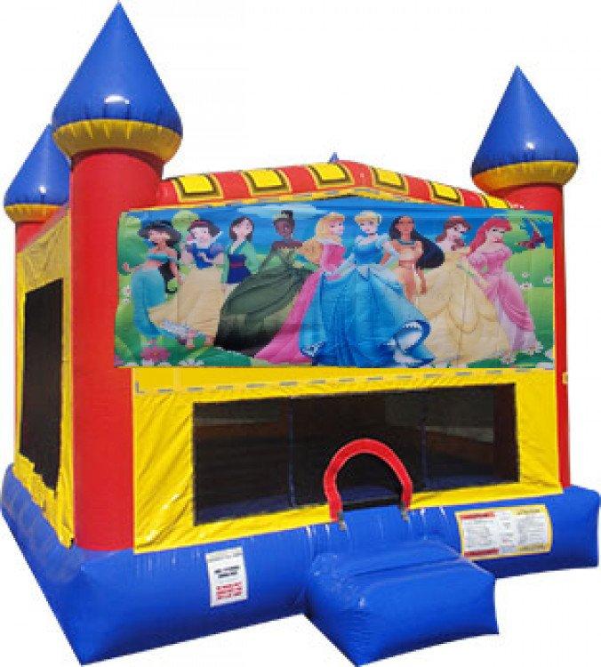 Princess Castle Bounce Large