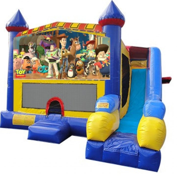 Toy Story Castle Combo 7